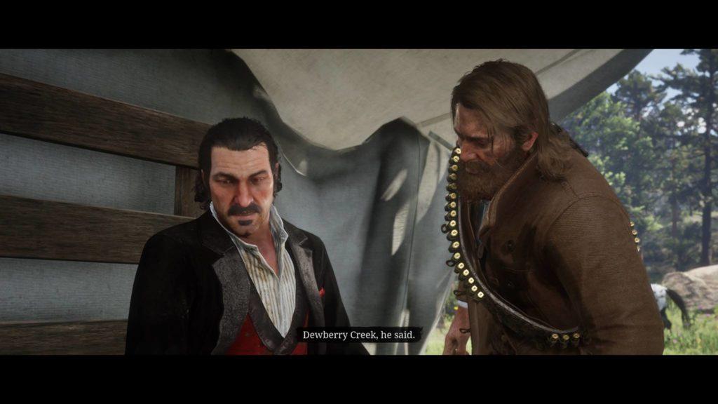 Red Dead Redemption 2 A Strange Kindness Wiki Guide 1