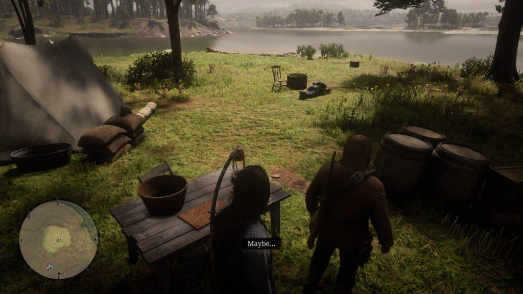 Red Dead Redemption 2 A Strange Kindness Wiki Guide 5