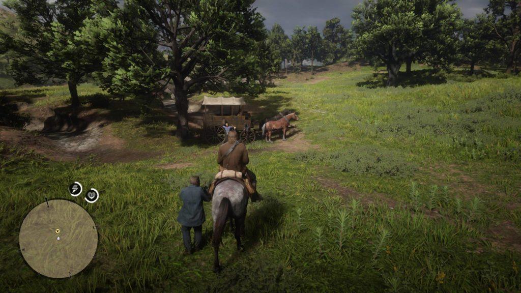 Red Dead Redemption 2 A Strange Kindness Wiki Guide 7