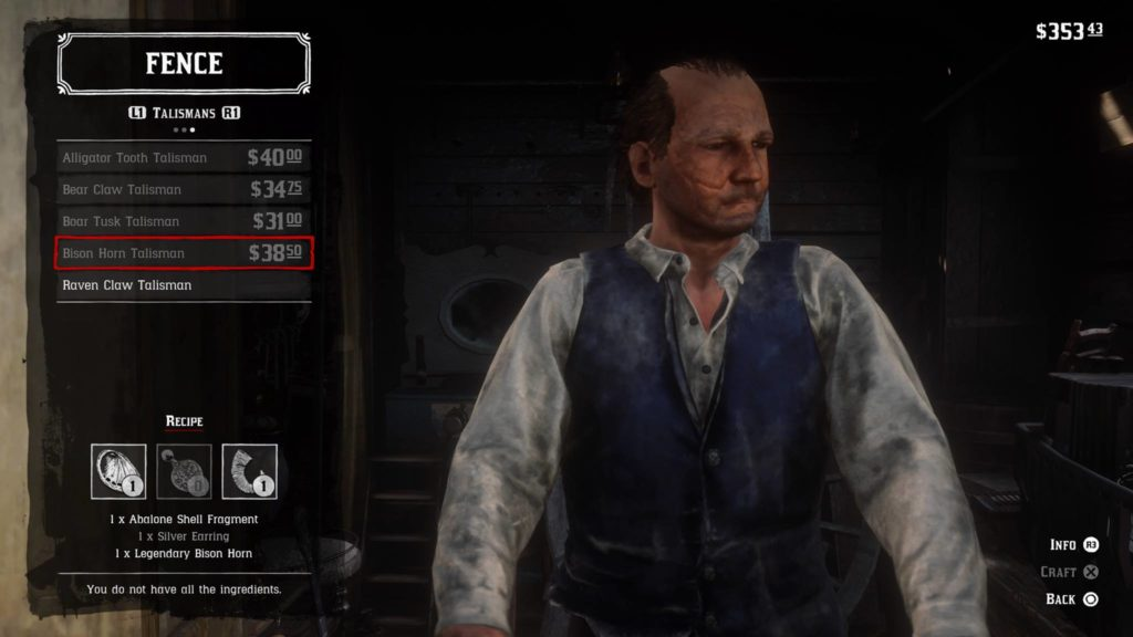 Red Dead Redemption 2 Abalone Shell Fragment Location Guide 4