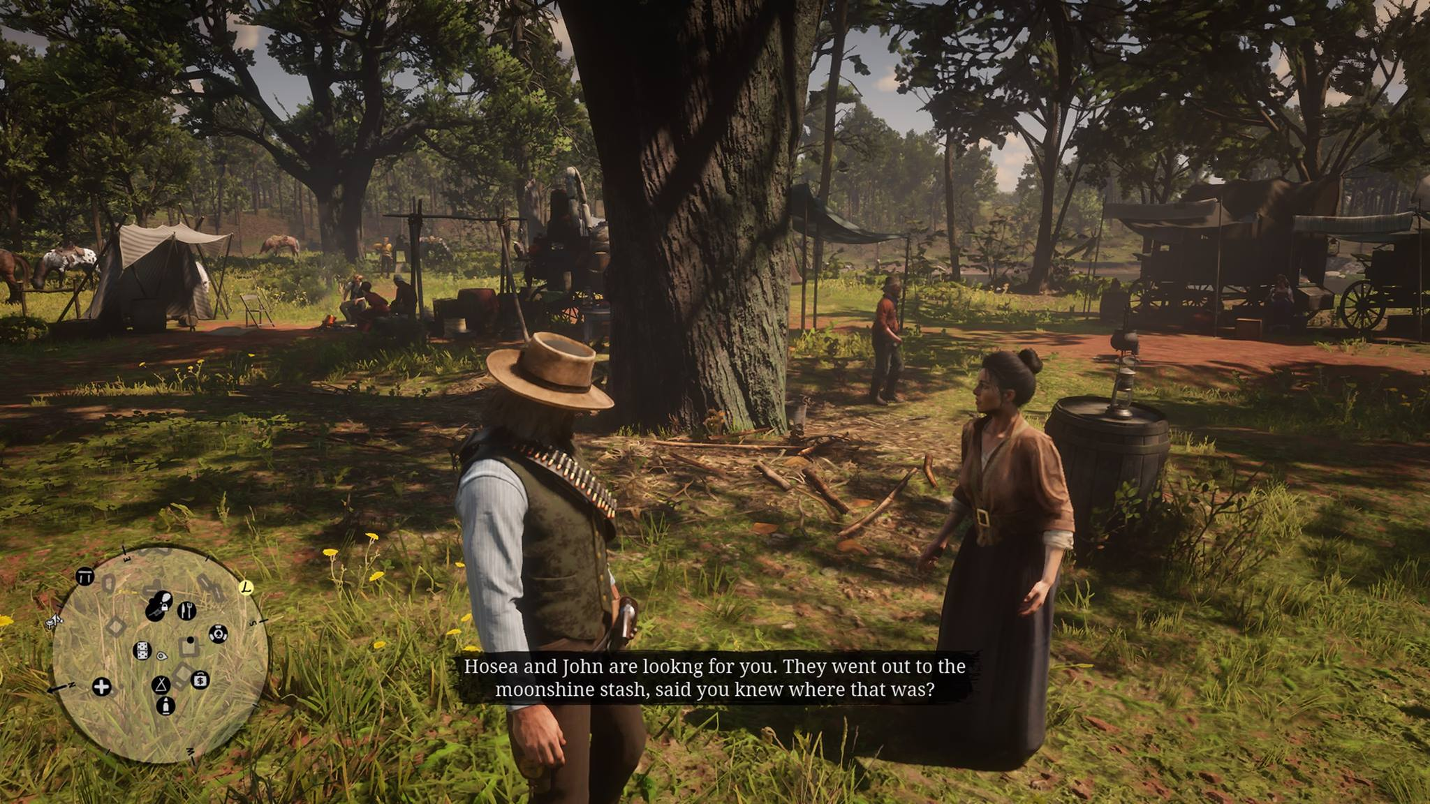 Advertising the New American Art | Red Dead Redemption 2 Walkthrough |  PrimeWikis