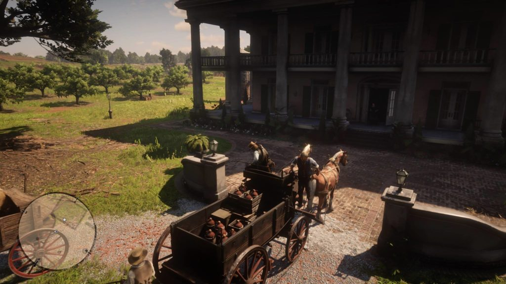 Red Dead Redemption 2 Advertising the New American Art Wiki Guide 3