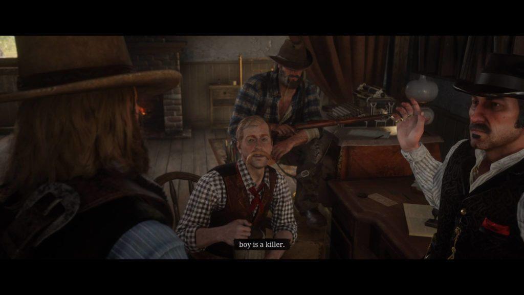 Red Dead Redemption 2 American Distillation Wiki Guide 1