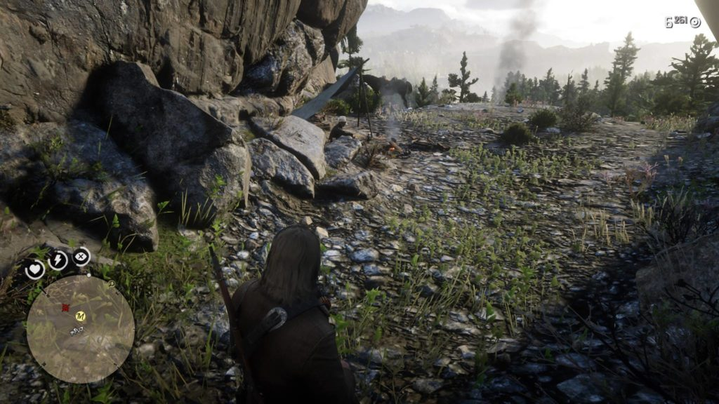 Red Dead Redemption 2 An American Pastoral Scene Wiki Guide 1