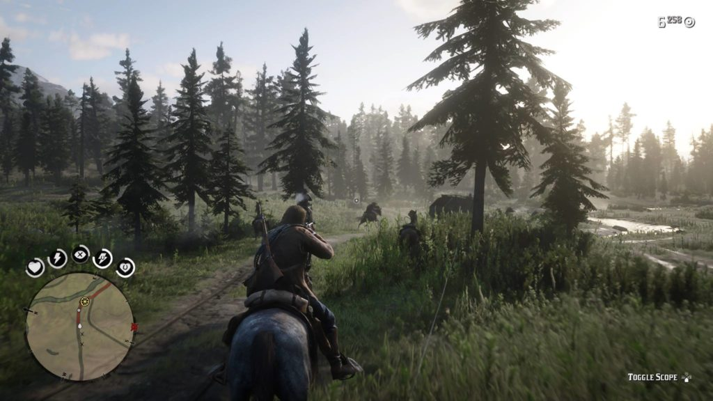 Red Dead Redemption 2 An American Pastoral Scene Wiki Guide 3