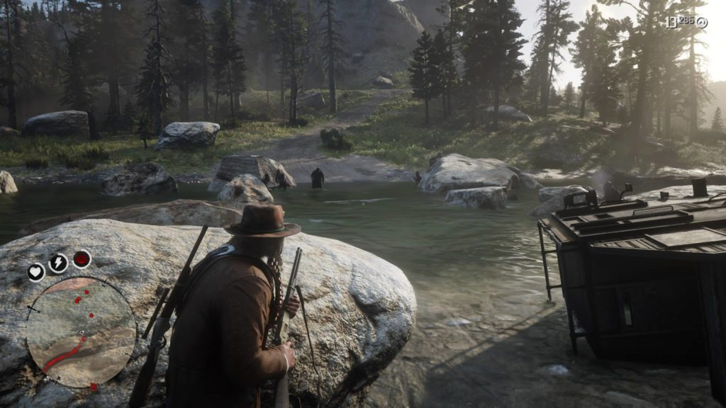 Red Dead Redemption 2 An American Pastoral Scene Wiki Guide 4