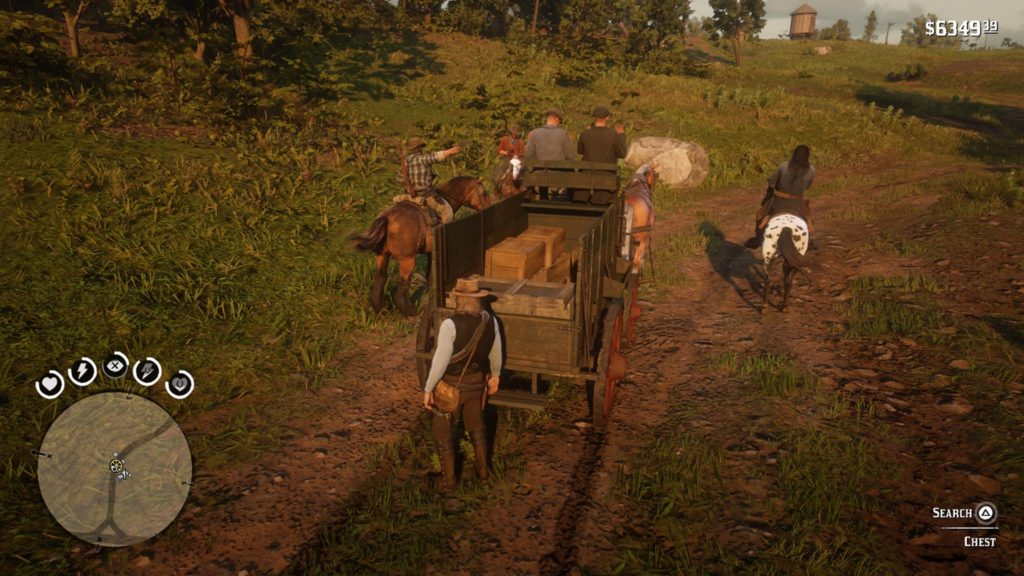 Red Dead Redemption 2 An Honest Mistake Wiki Guide 2