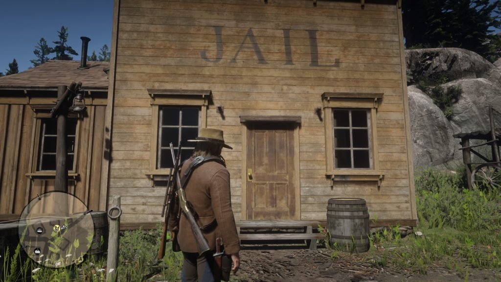 Red Dead Redemption 2 Blessed are the Meek Wiki Guide 1