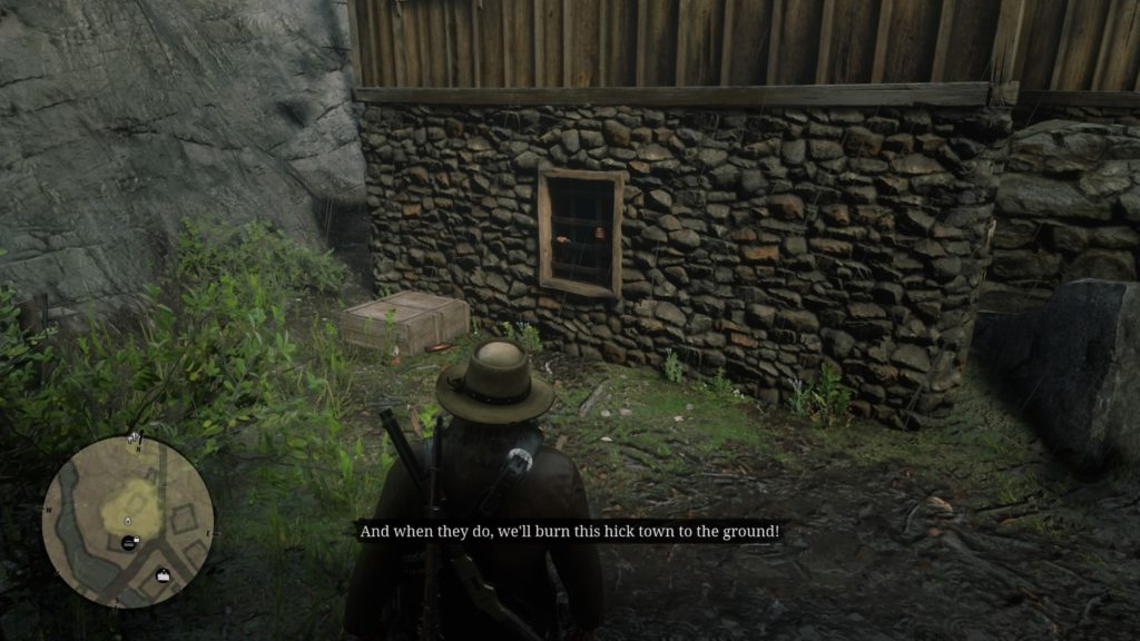 Red Dead Redemption 2 Blessed are the Meek Wiki Guide 2