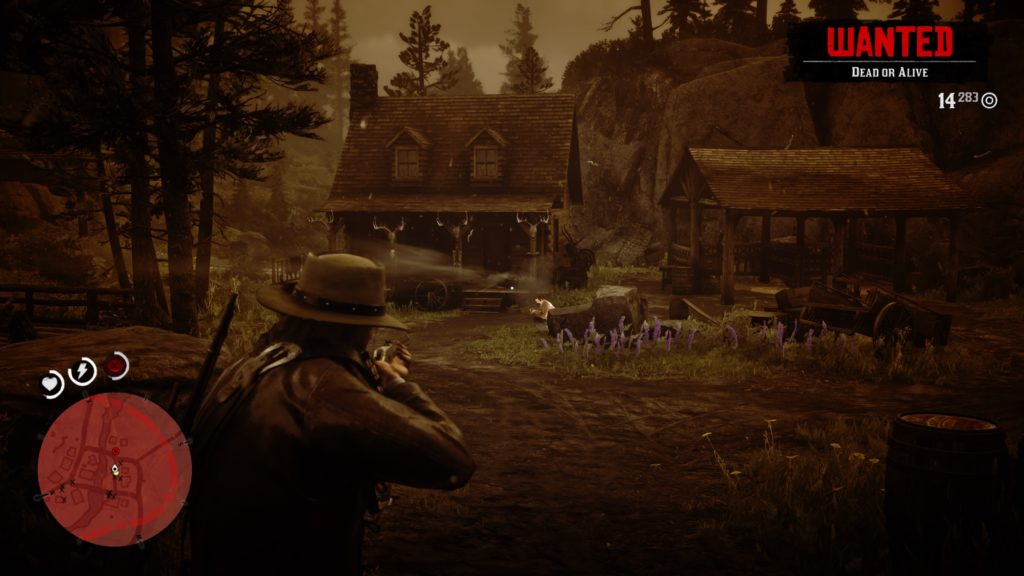 Red Dead Redemption 2 Blessed are the Meek Wiki Guide 4
