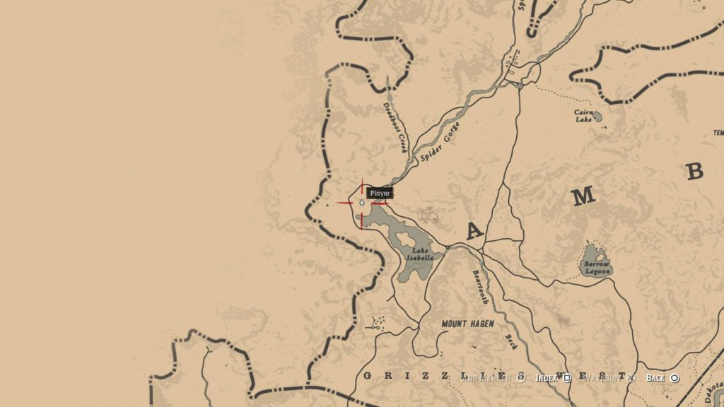 Red Dead Redemption 2 Cobalt Petrified Wood Location Guide 1