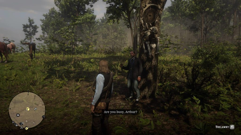 Red Dead Redemption 2 Friends in Very Low Places Wiki Guide 1