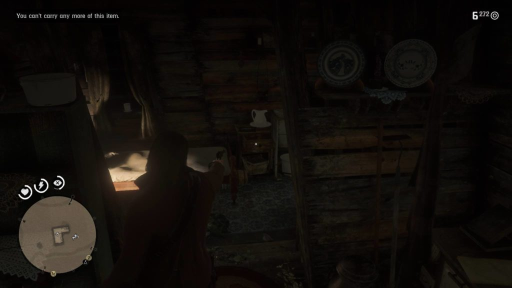 Red Dead Redemption 2 Gold Earring Location 1