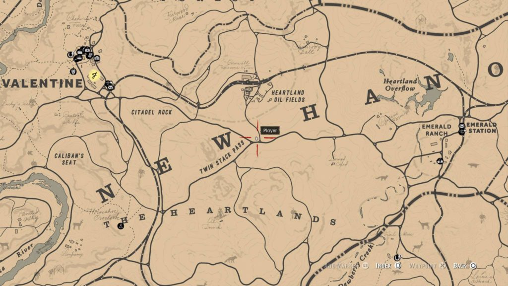Red Dead Redemption 2 Gold Jointed Bracelet Location