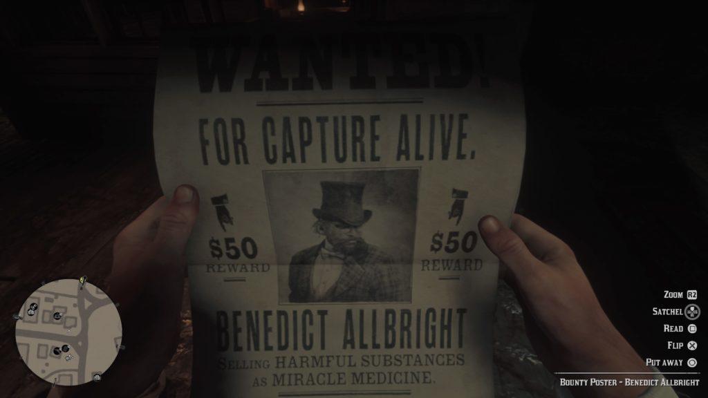 Red Dead Redemption 2 Good, Honest, Snake Oil Wiki Guide 1
