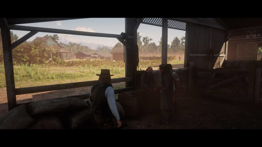 Red Dead Redemption 2 Horse Flesh for Dinner Wiki Guide 1