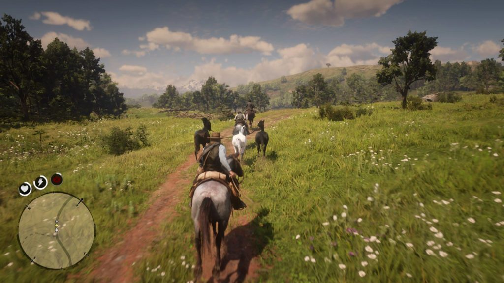 Red Dead Redemption 2 Horse Flesh for Dinner Wiki Guide 4