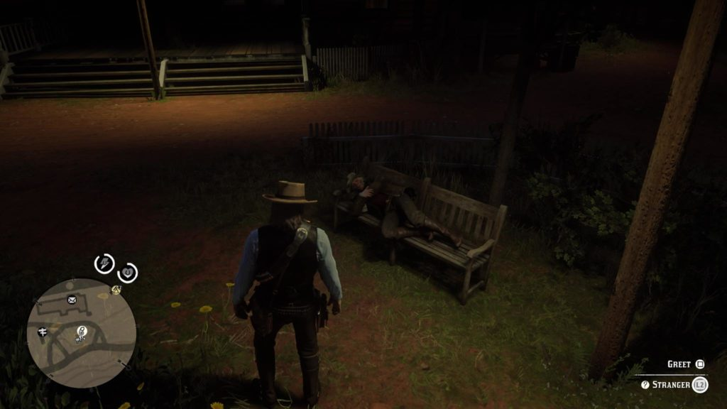 Red Dead Redemption 2 Jeremiah Compson