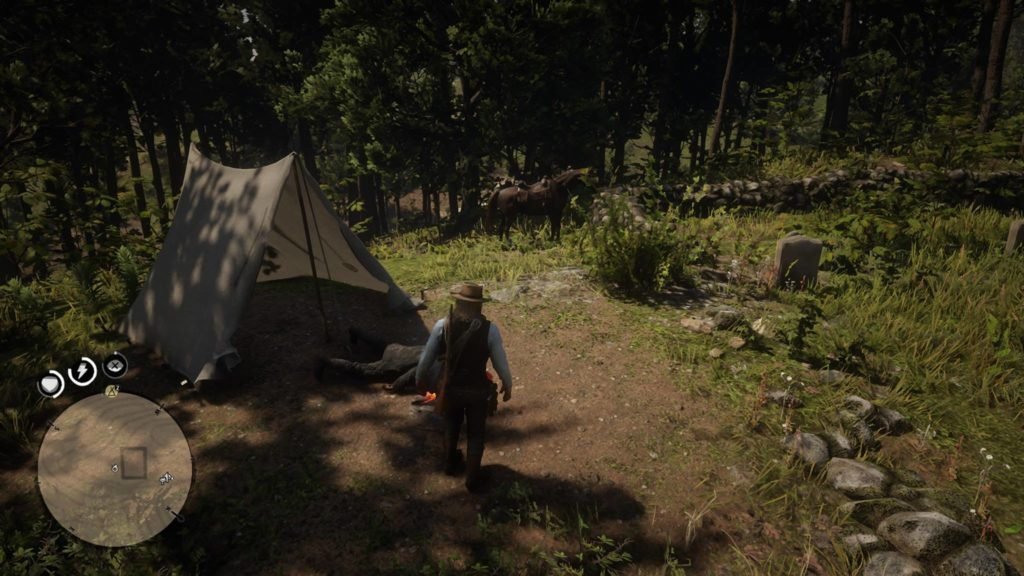 Red Dead Redemption 2 Iniquities of History Stranger Mission Wiki Guide 7