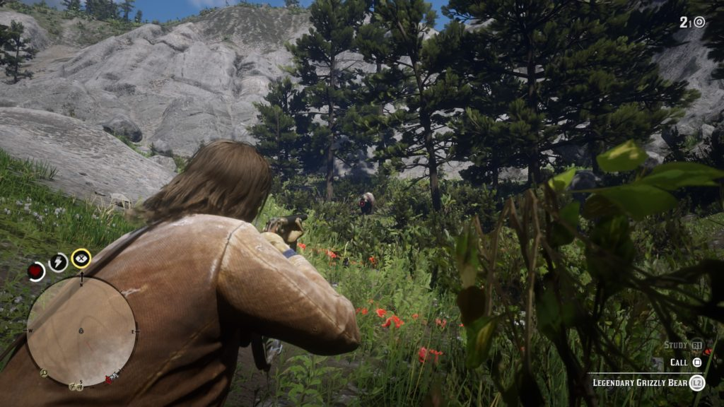 Red Dead Redemption 2 Legendary Bharati Bear Hunting Guide 2