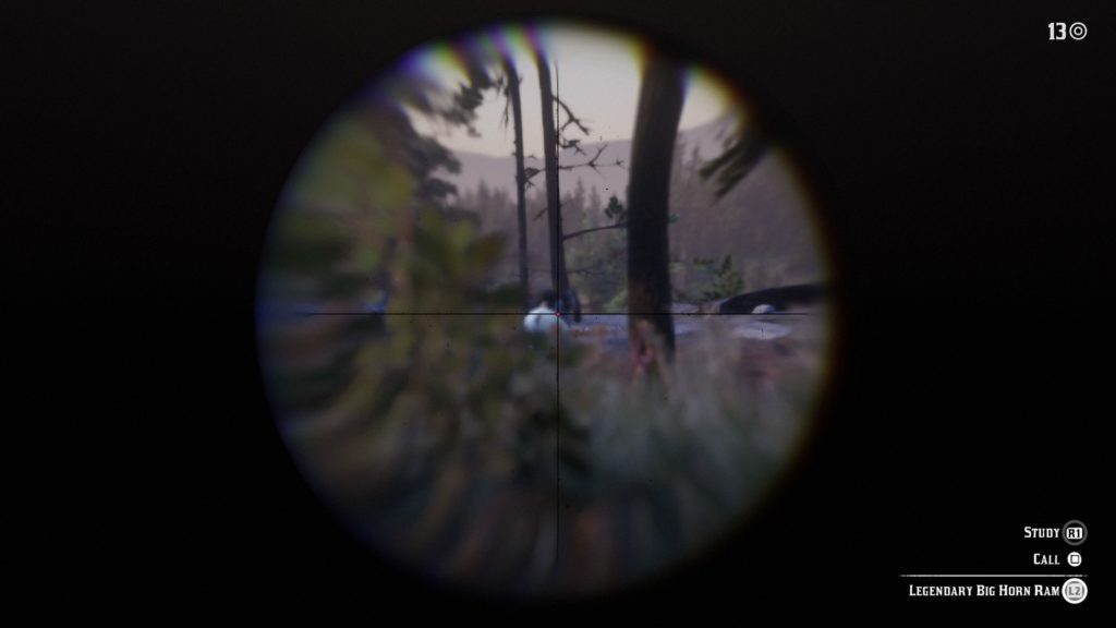 Red Dead Redemption 2 Legendary Big Horn Ram Hunting Guide 2
