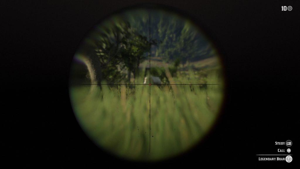 Red Dead Redemption 2 Legendary Boar Hunting Guide 2