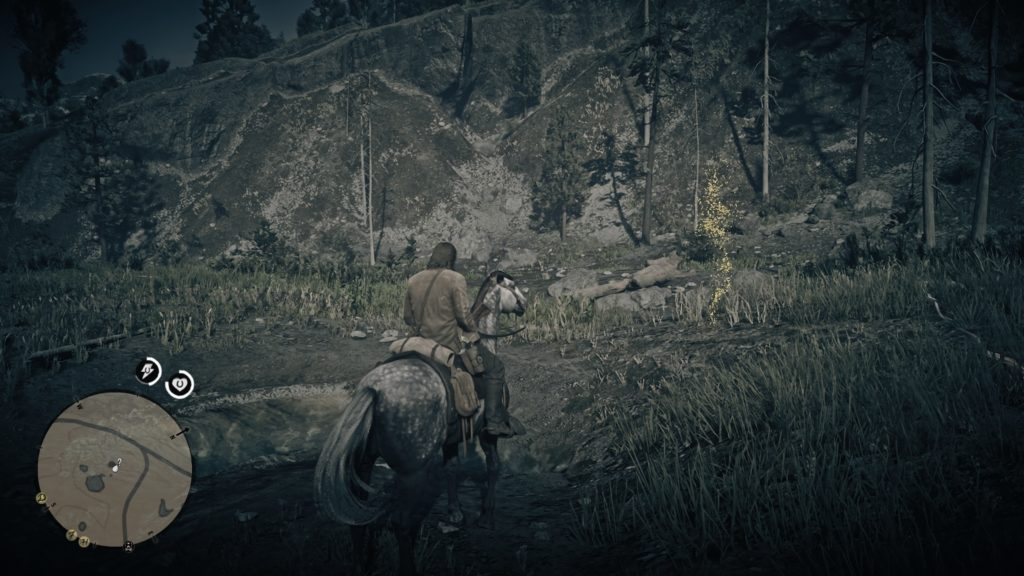 Red Dead Redemption 2 Legendary Wolf Hunting Guide 1