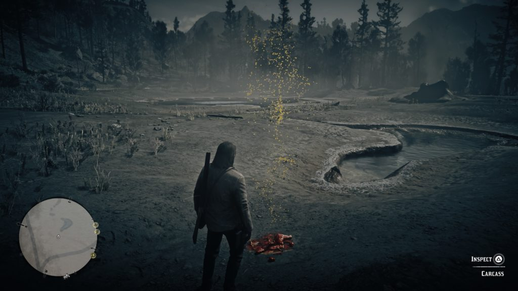 Red Dead Redemption 2 Legendary Wolf Hunting Guide 2
