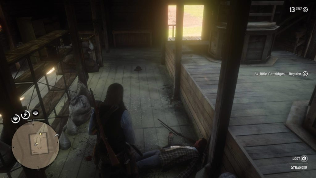 Red Dead Redemption 2 Rare Blocking Rifle Location