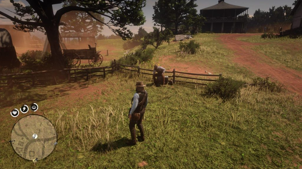 Red Dead Redemption 2 Dr. Alphonse Renaud Location