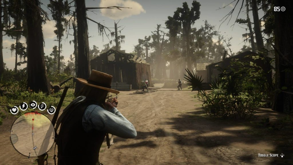 Red Dead Redemption 2 No Good Deed Wiki Guide 3