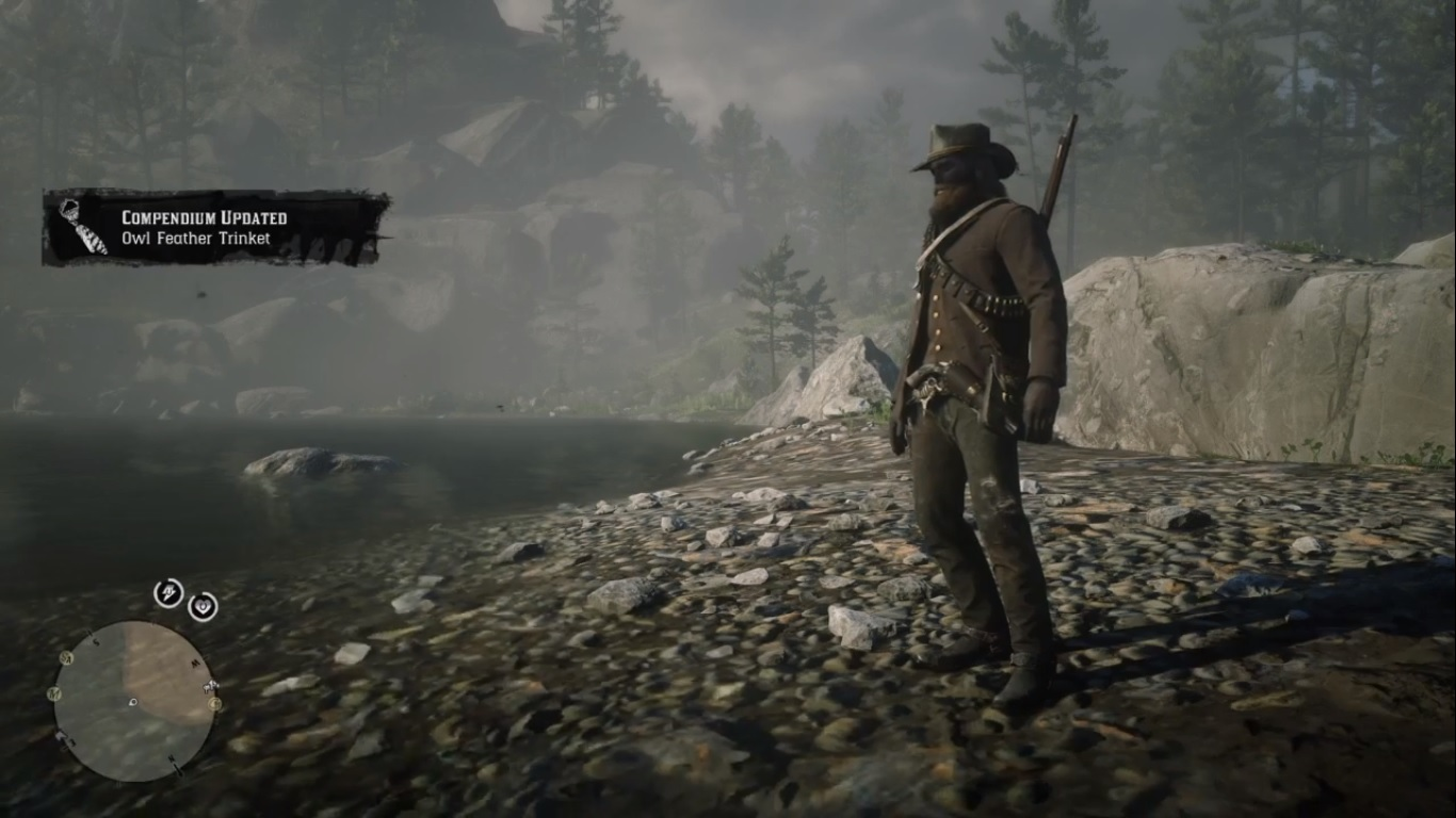 Owl Feather Trinket | Red Dead Redemption 2 Guide | PrimeWikis