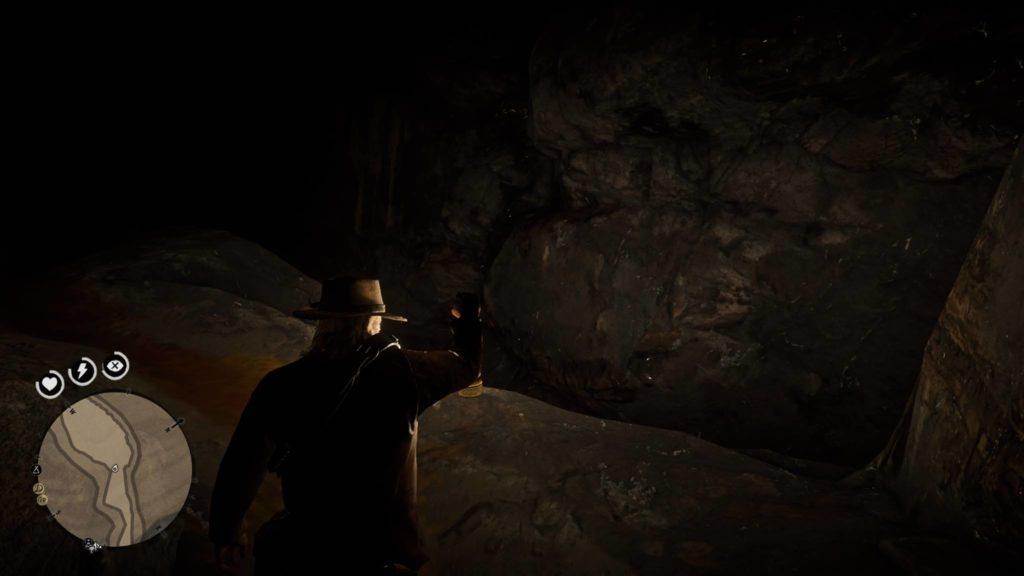 Red Dead Redemption 2 Poisonous Trail Treasure Location 1