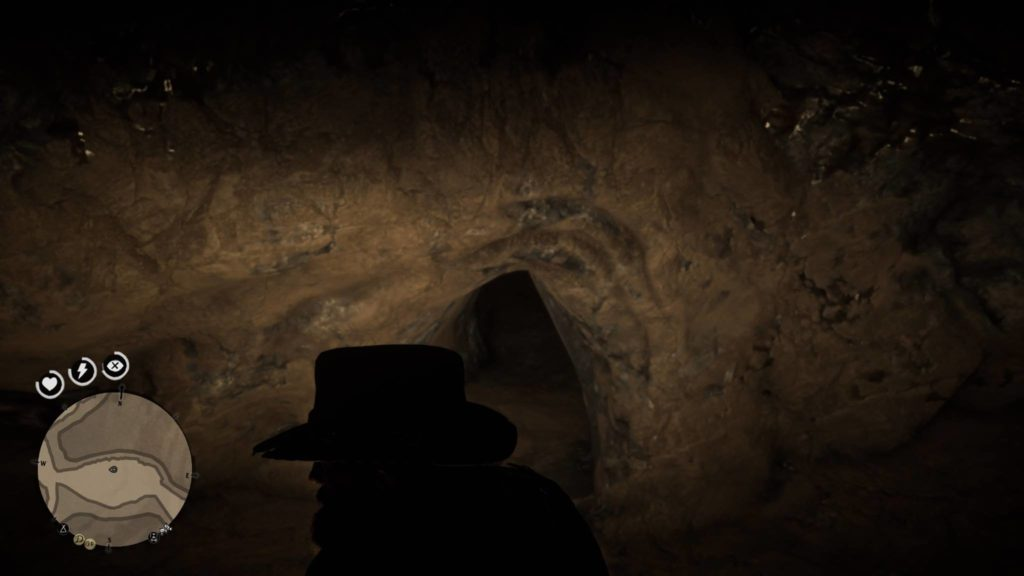 Red Dead Redemption 2 Poisonous Trail Treasure Location 2