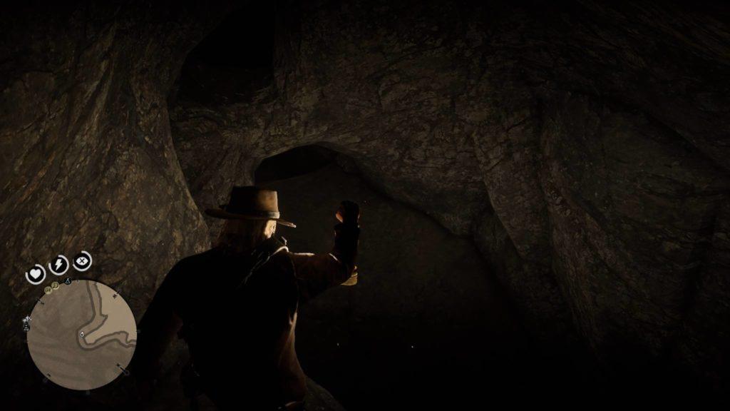 Red Dead Redemption 2 Poisonous Trail Treasure Location 3