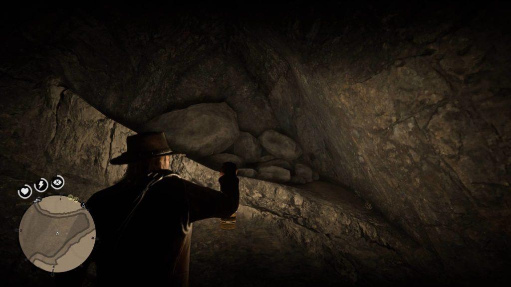 Red Dead Redemption 2 Poisonous Trail Treasure Location 4