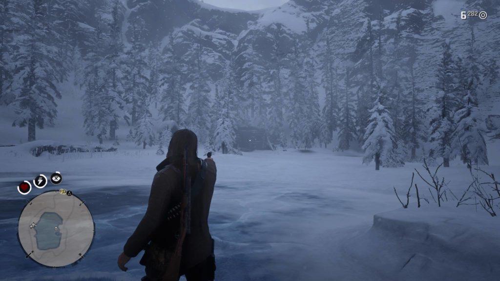 Red Dead Redemption 2 Poisonous Trail Treasure Map 1 Location 1