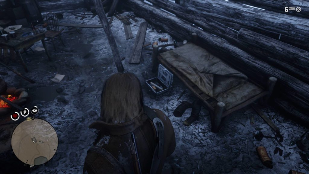 Red Dead Redemption 2 Poisonous Trail Treasure Map 1 Location 2