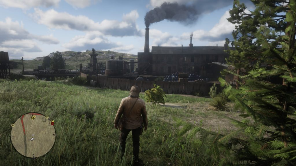 Red Dead Redemption 2 Pouring Forth Oil – I-III Wiki Guide 1