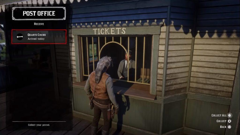 Red Dead Redemption 2 Quartz Chunk Location Guide 2