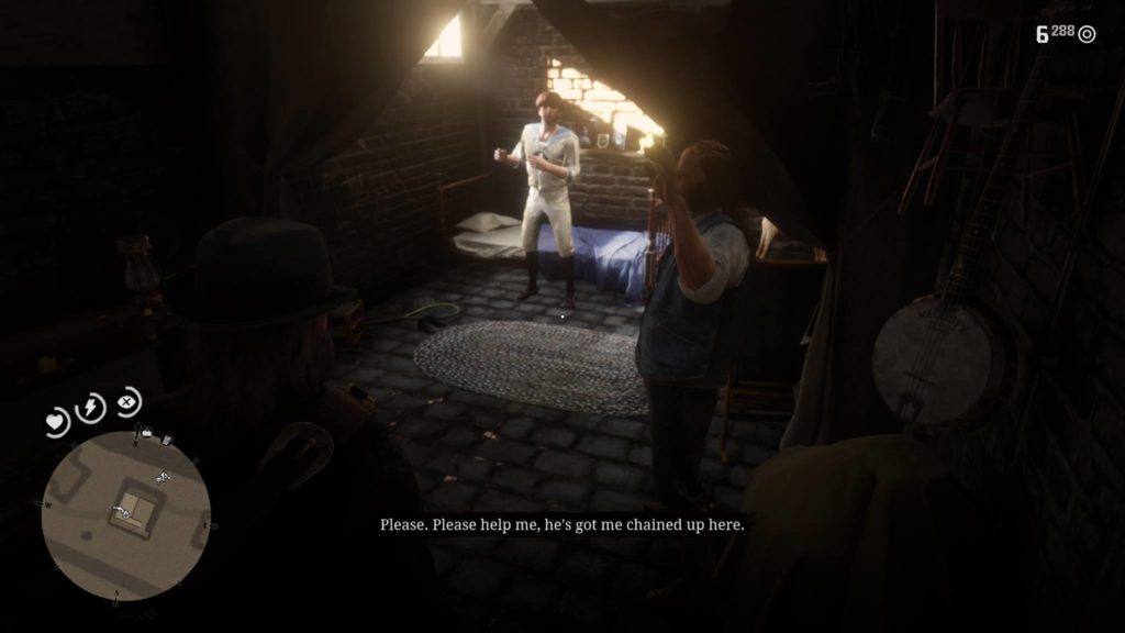 Red Dead Redemption 2 Rhodes Gunsmith Shop Robbery Guide 2