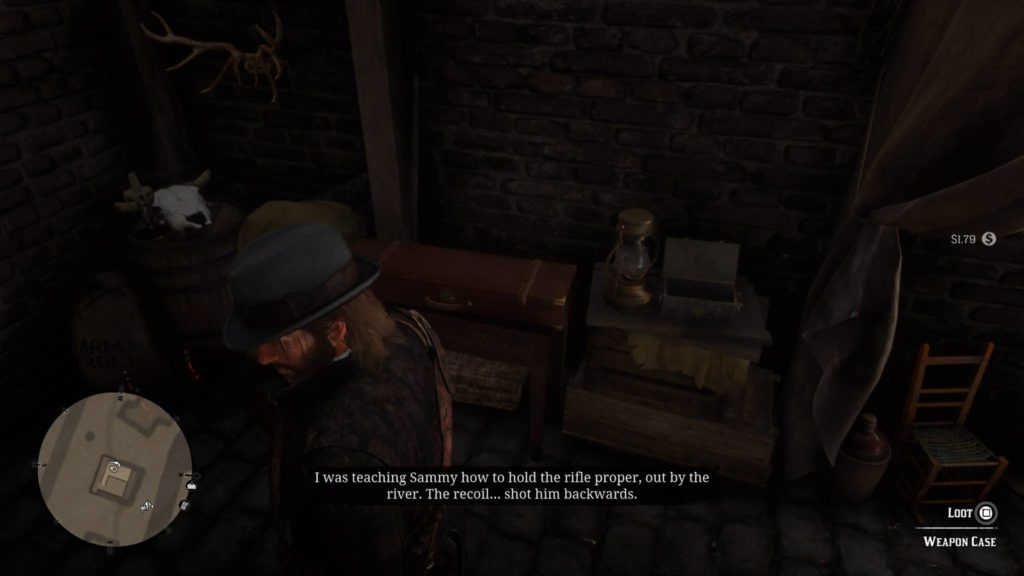 Red Dead Redemption 2 Rhodes Gunsmith Shop Robbery Guide 3