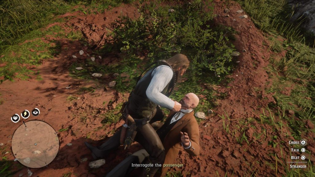 Red Dead Redemption 2 South Scarlett Meadows Coach Robbery