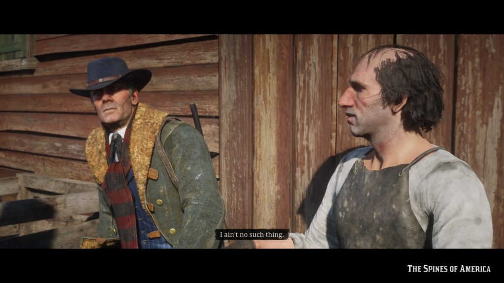 Red Dead Redemption 2 The Spines of America Wiki Guide 1