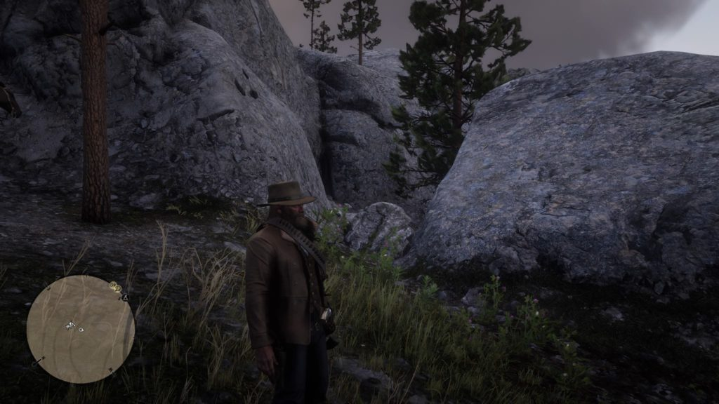 Red Dead Redemption 2 Strange Statues Puzzle Cave Location
