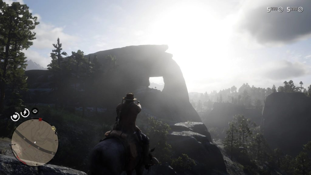 Red Dead Redemption 2 Strange Statues Puzzle Cave Painting Location