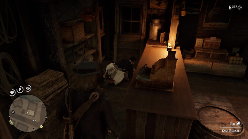 Red Dead Redemption 2 Strawberry General Store Robbery Guide 2