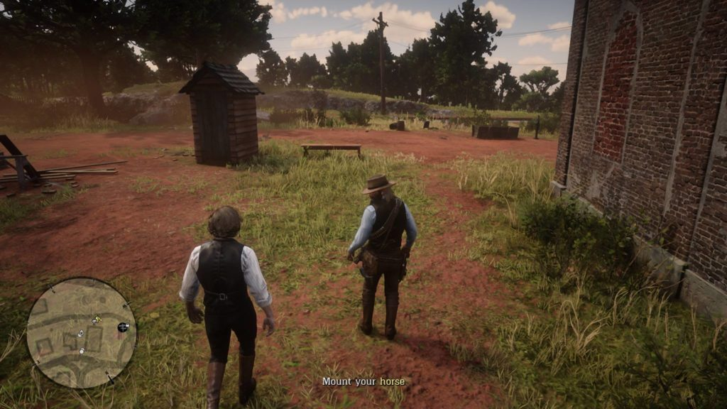 Red Dead Redemption 2 The Course of True Love Wiki Guide 8