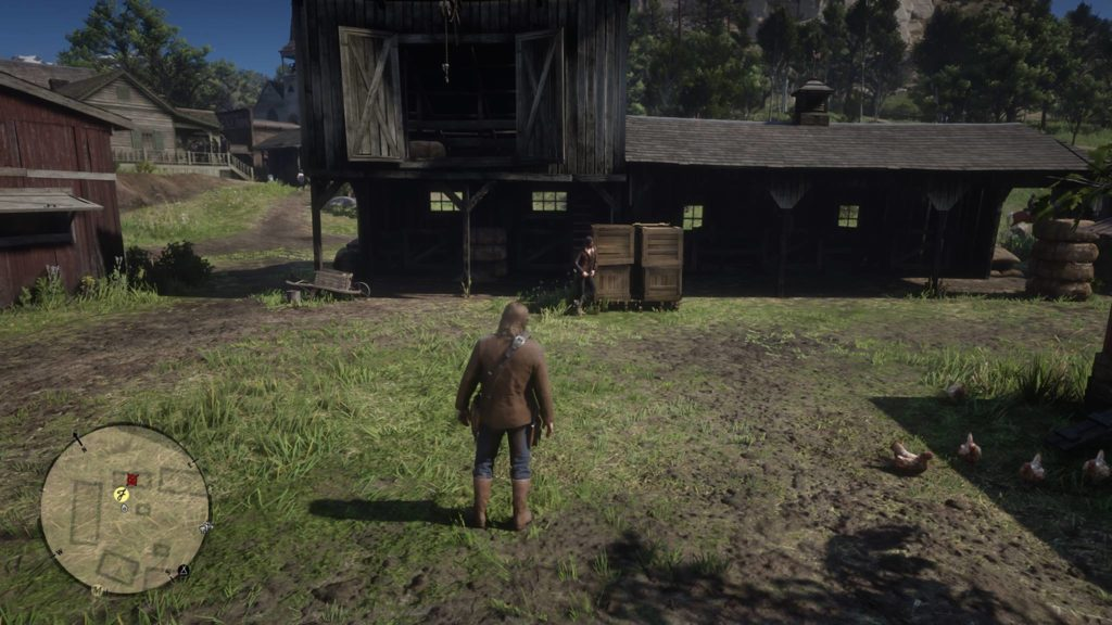 Red Dead Redemption 2 The Sheep and the Goats Wiki Guide 1