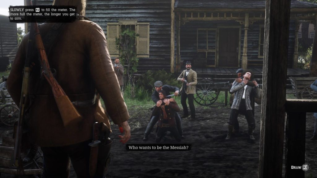 Red Dead Redemption 2 The Sheep and the Goats Wiki Guide 5